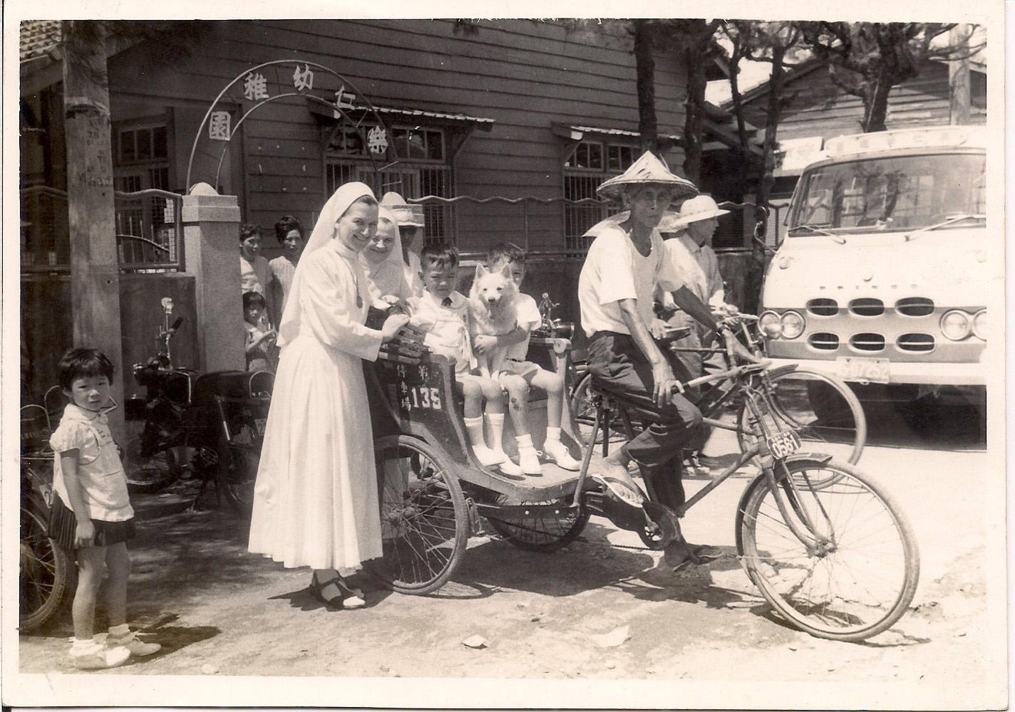1949開辦高雄樂仁幼稚園