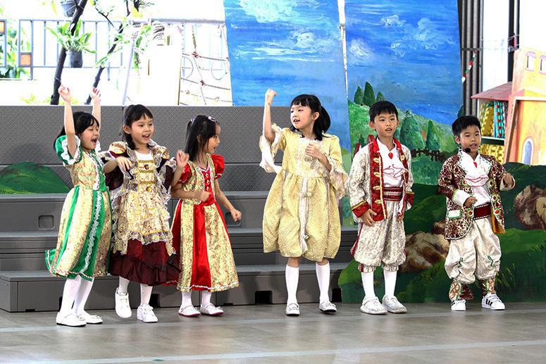 兒童劇〜和平之子
